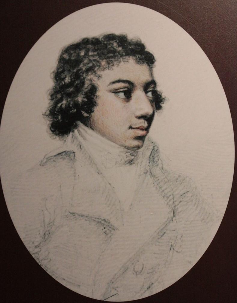 Portrait of George Bridgetower