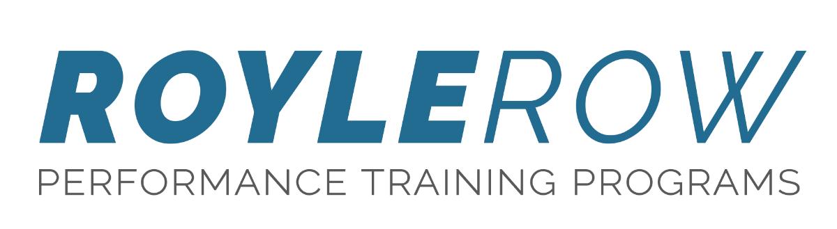 Roylerow Performance Training Programs logo