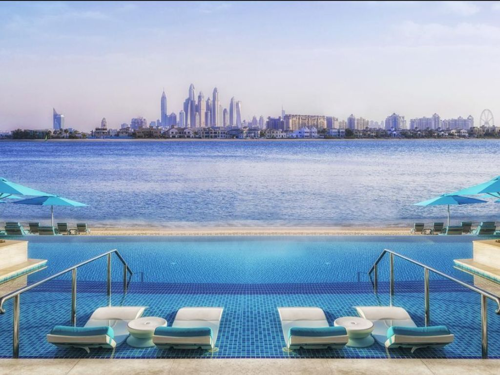 The Retreat Palm Dubai MGallery by Sofitel *****