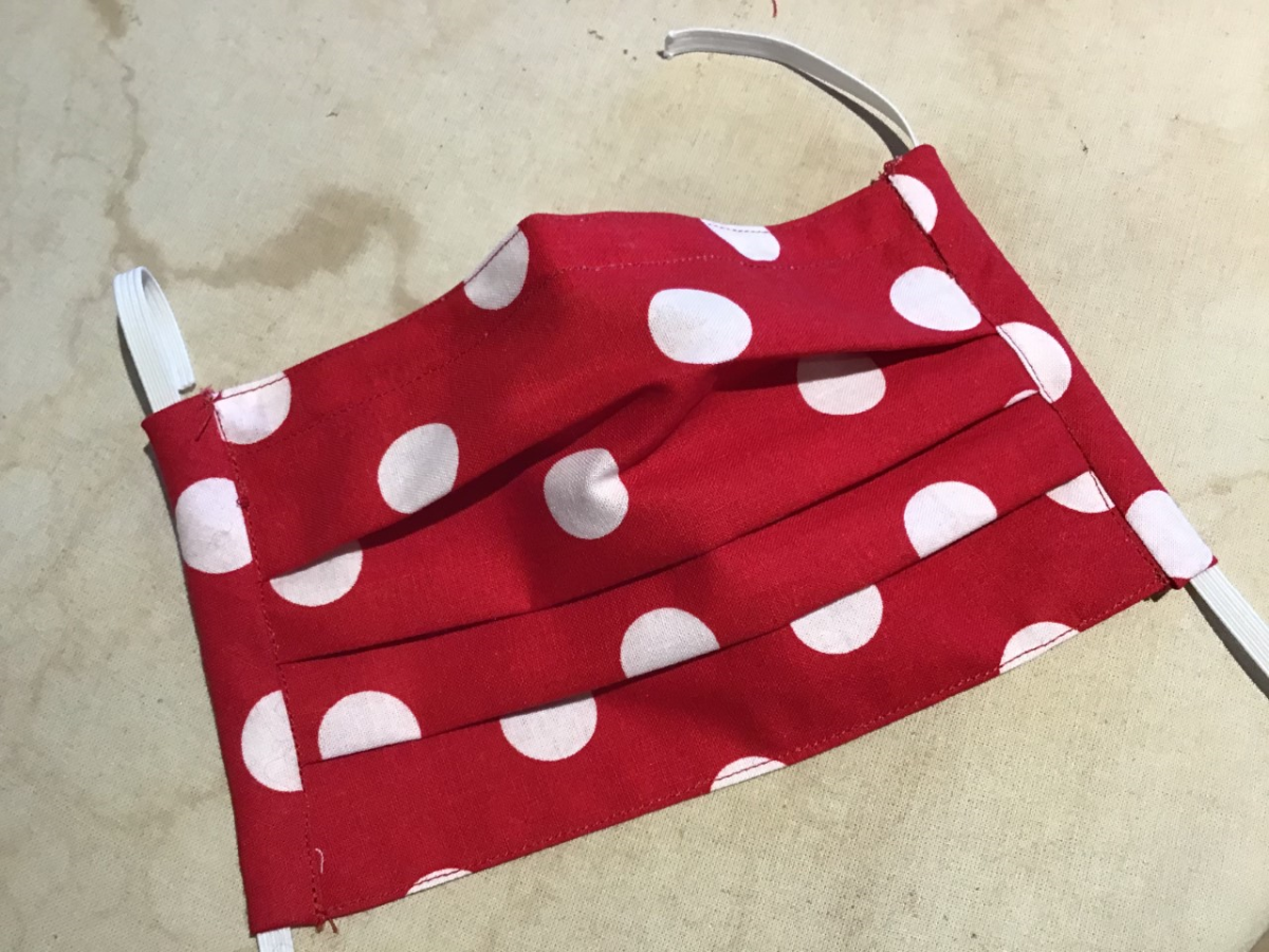 home-made surgical mask