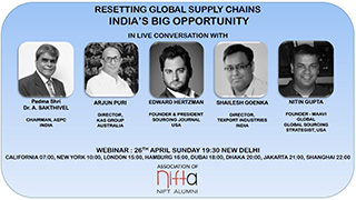 Resetting Global Supply Chains | India's Big Opportunity