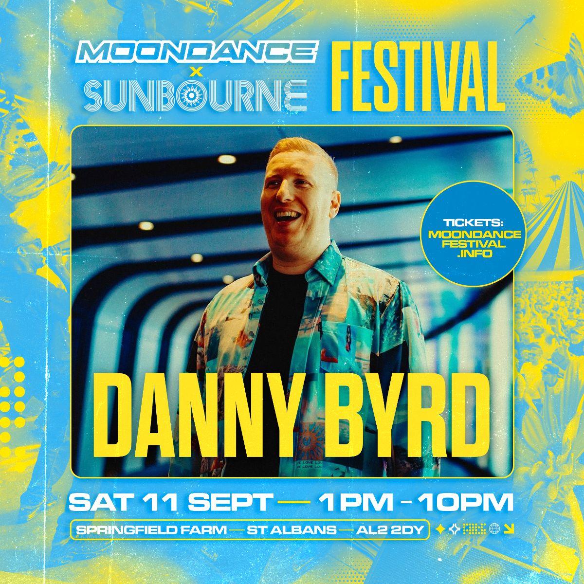 Moondance Festival: Danny Byrd announced 1