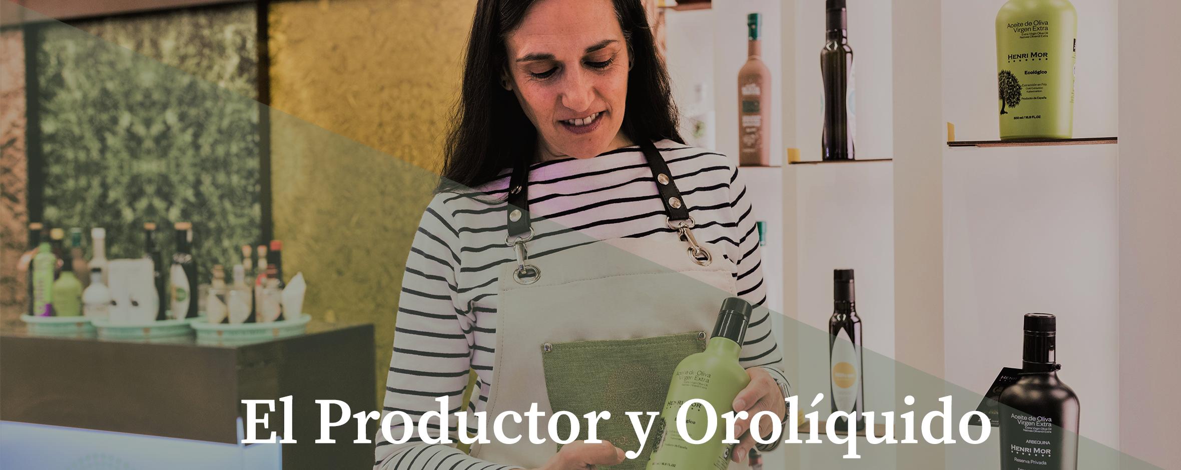 El Productor y el Olivo