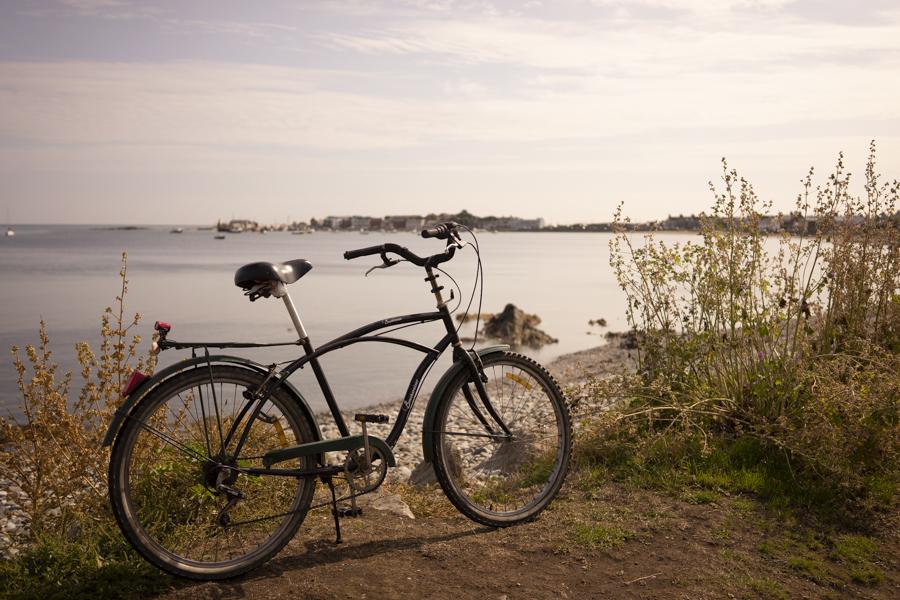 bike in Skerries