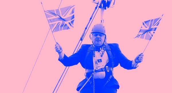 Boris Johnson en grande forme