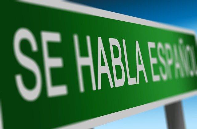 hablo espaňol