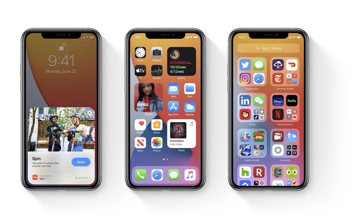 iOS 14 (Apple.com)