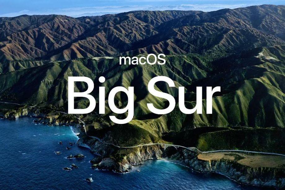 Big Sur (Apple.com)