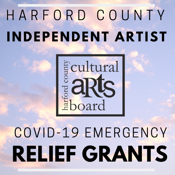 Harford County Independent Artist Covid-19 Relief Grants