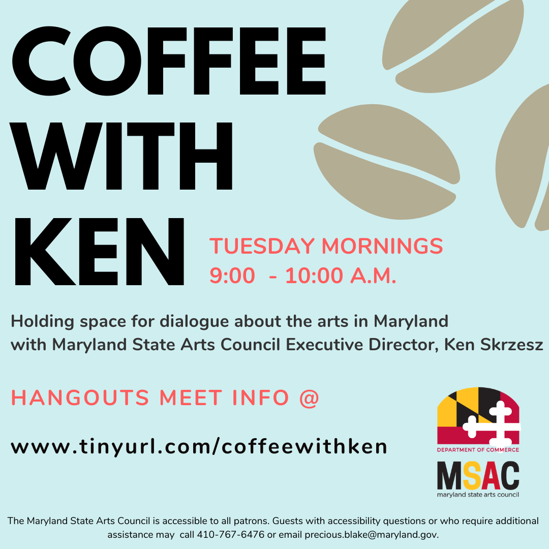 Coffee with Ken