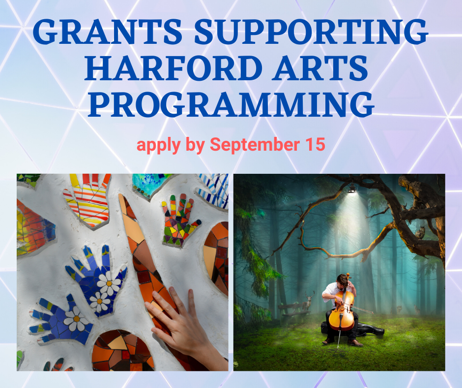 Grants Supporting Harford Arts Programming