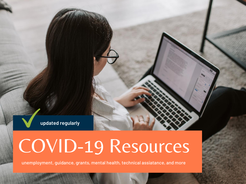 Covid-19 Resources - updated regularly