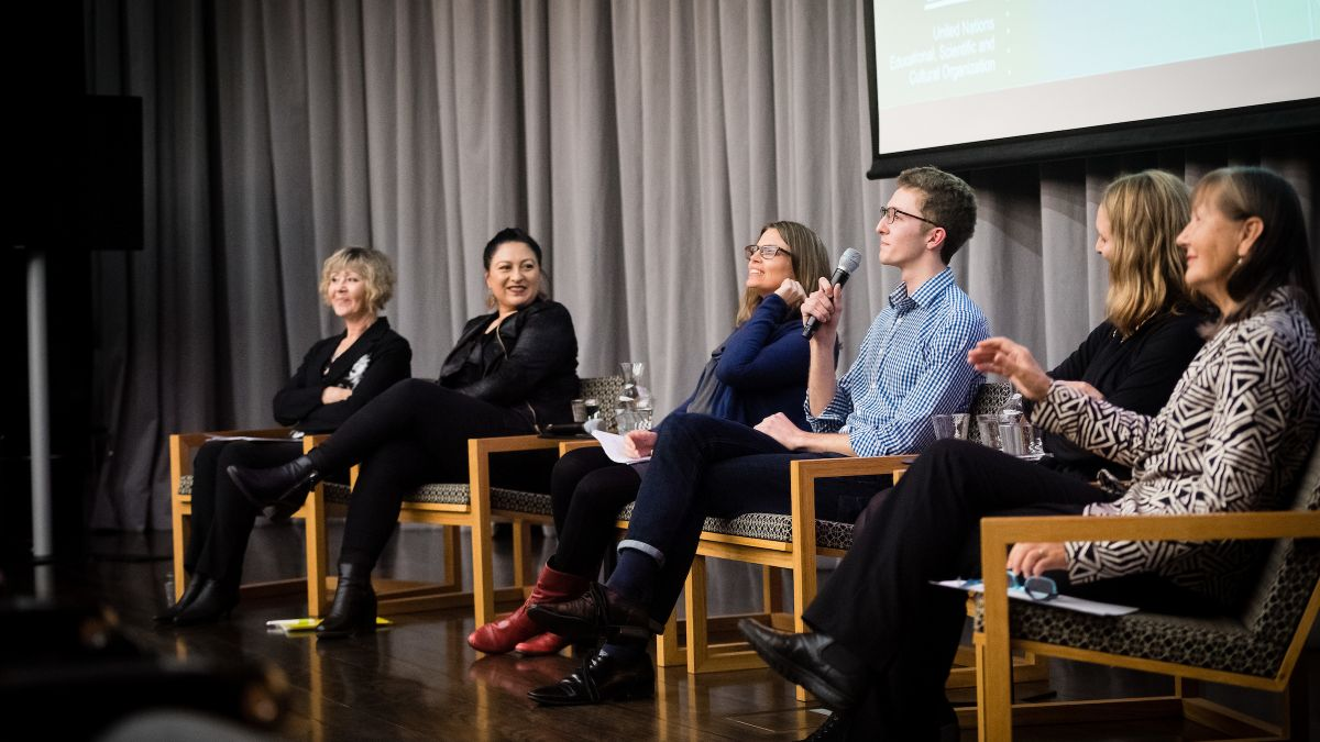 2019 GCED event National Library Wellington