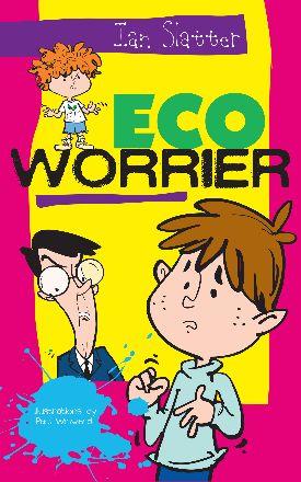 Eco Worrier middle grade novel