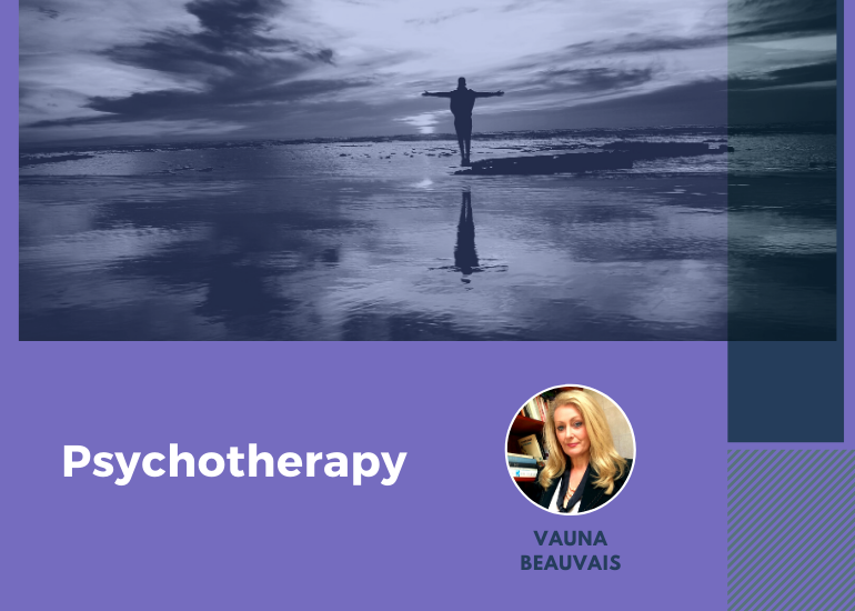 Psychotherapy with Vauna Beauvais