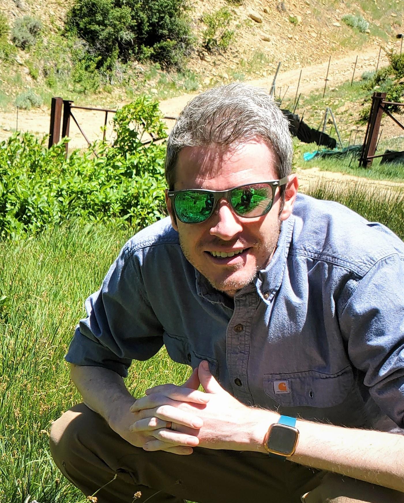 Todd Miller, Biologist, Utah Coal Program