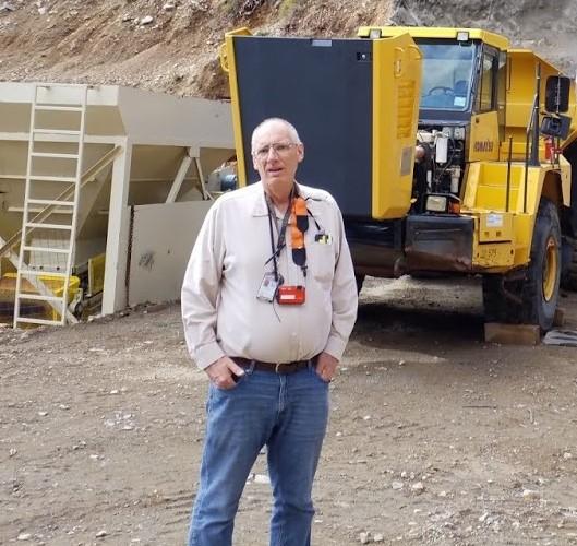 Wayne Western, Mining Engineer, Utah Minerals Program