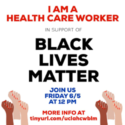 Health Care Workers for Black Lives Matter