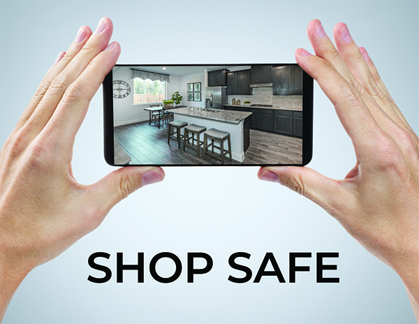 Shop safe thru video appointments