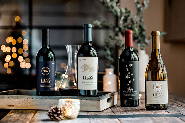 Hess Holiday Wines