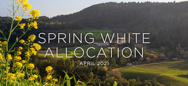Spring White Allocation 2021