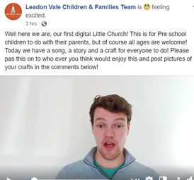 Leadon Vale Children and Families Team