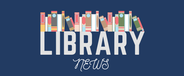 Decorative Image: Library news