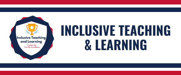 Decorative Image: Inclusive Teaching and Learning