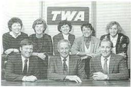 Crew of TWA Flight 847