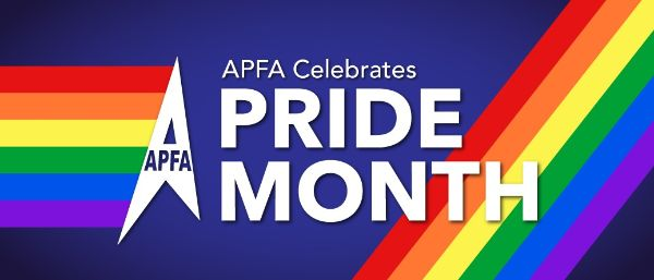 APFA Celebrates Pride Month