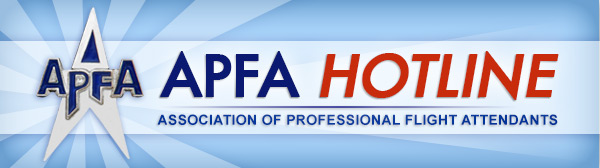 APFA hotline