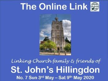 The Online Link Graphic