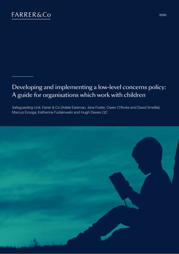Cover image of policy