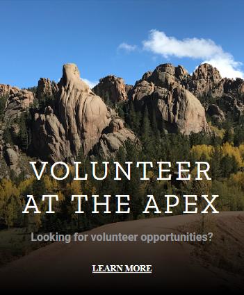 Volunteer at the APEX