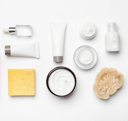 Various Personal Care Products