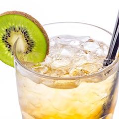 Cocktail in Glass by Daria Yakovleva (via pixabay)
