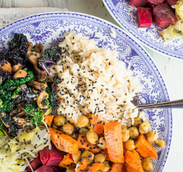 Delicious Bowls of Plant-Based Meals