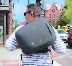 Fidget Spinner Backpack