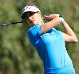 LPGA Golfer Beatriz Recari