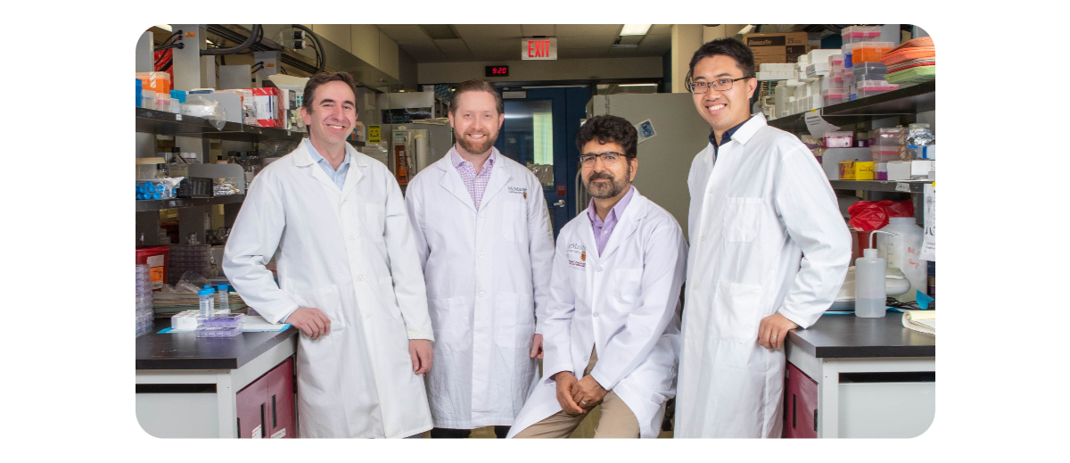 Being able to transport and store vaccines without refrigeration would be a major advance -- not just for the COVID-19 vaccine, but all kinds of vaccines, all over the world. A new campus-based start-up is working on making that happen