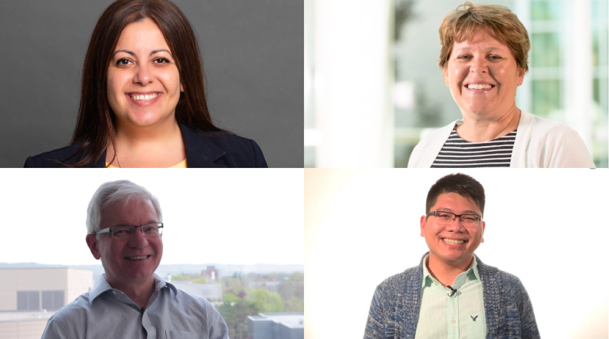 Four McMaster profs honoured with provincial awards of excellence