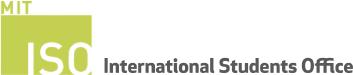MIT | ISO | International Students Office