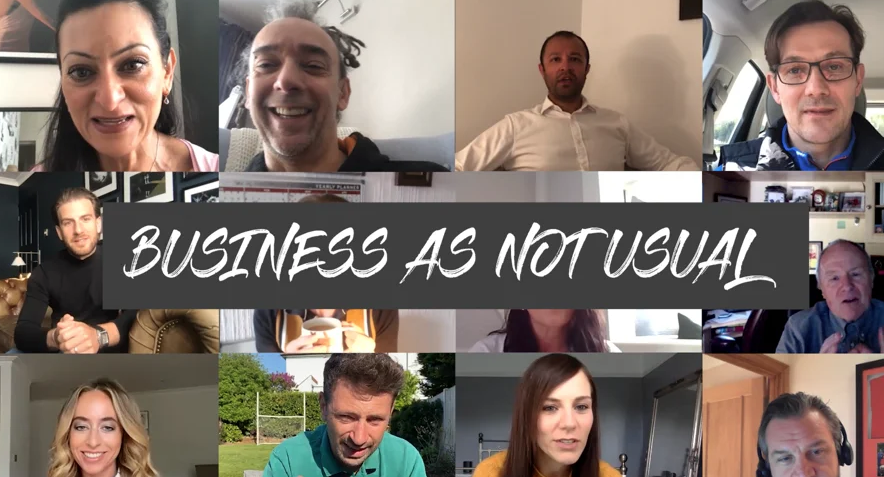 Business as not usual