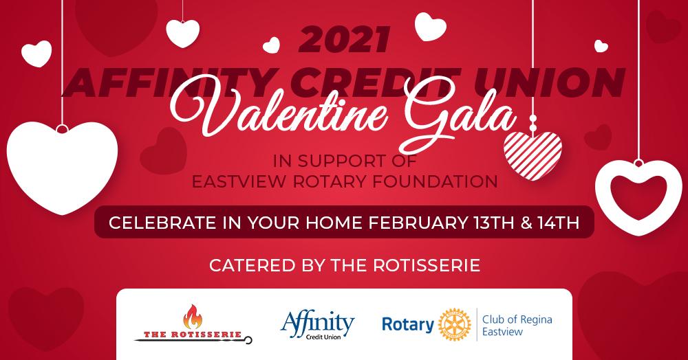 Regina Rotary fundraisers Valentines Day