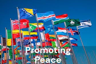 Regina Rotary promoting peace