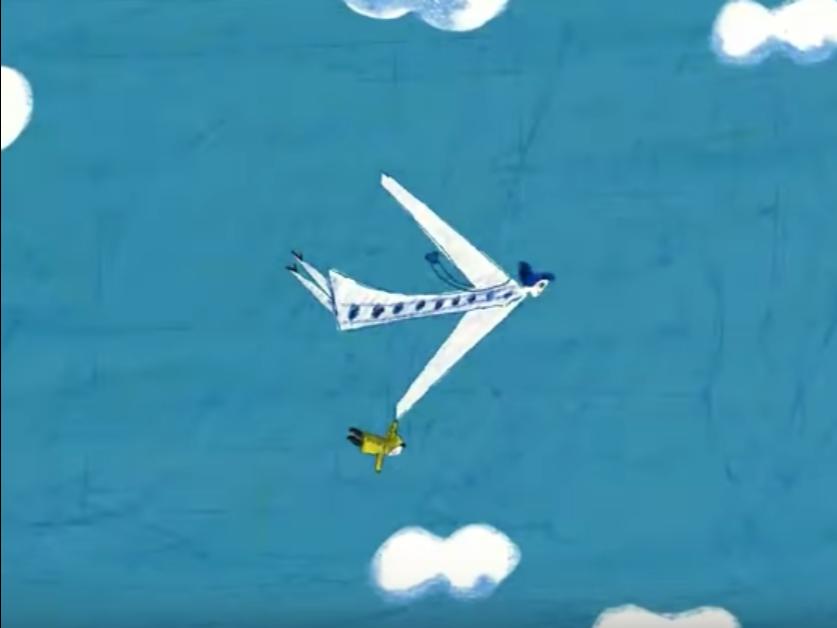 rovers Thuis NGT aflevering 'Mijn Moeder is een Vliegtuig'