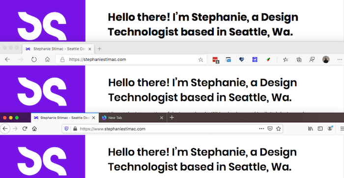 Browser Font Rendering Inconsistencies
