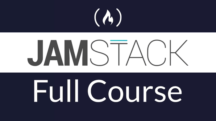 JAMstack full course