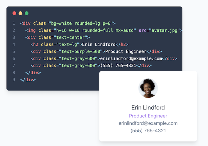 landing page demo backend code