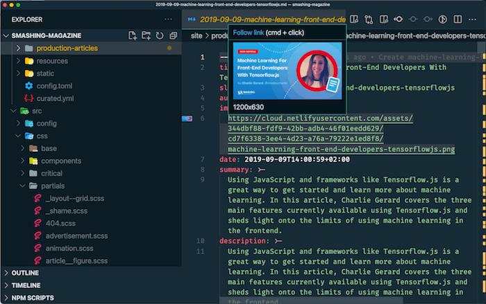 Folder Icons In VS Code